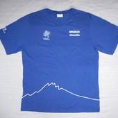 Fuchs Design (L) спортивная футболка натуральная мужская