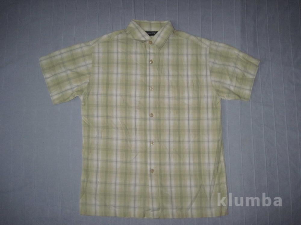 Ready Go (S) рубашка мужская натуральная фото №1