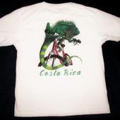 Классная футболка Jb р. L 50-52 Коста Рика. Новая