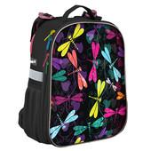 Рюкзак школьный каркасный Kite Dragonflies K16-531M-2