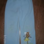Продам теплые(флисовые) штанишки для девочке, рост 104, на 4-5 лет.
