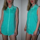 Рубашка размер Л Hollister оригинал