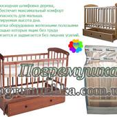 Кроватка «Наталка» - Ящик с маятником