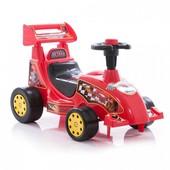 Каталка спортивная, Mochtoys 10157 Моторспорт Красный