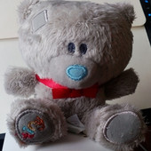 Игрушка мягкая Мишка Teddy, 8 см. с носочками