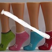 Женские короткие спортивные носки Nike.36-40 р. асорти.2 модели