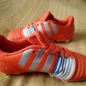 Бутсы Adidas nitrocharge4.0 оригинал р.33