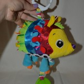 Развивающая игрушка  подвеска Ёжик Lamaze Ламазе