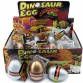 Большое яйцо - большой динозавр!!! с яйца вылупляется динозавр и продолжает рости!