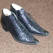 Женские ботинки, р. 39