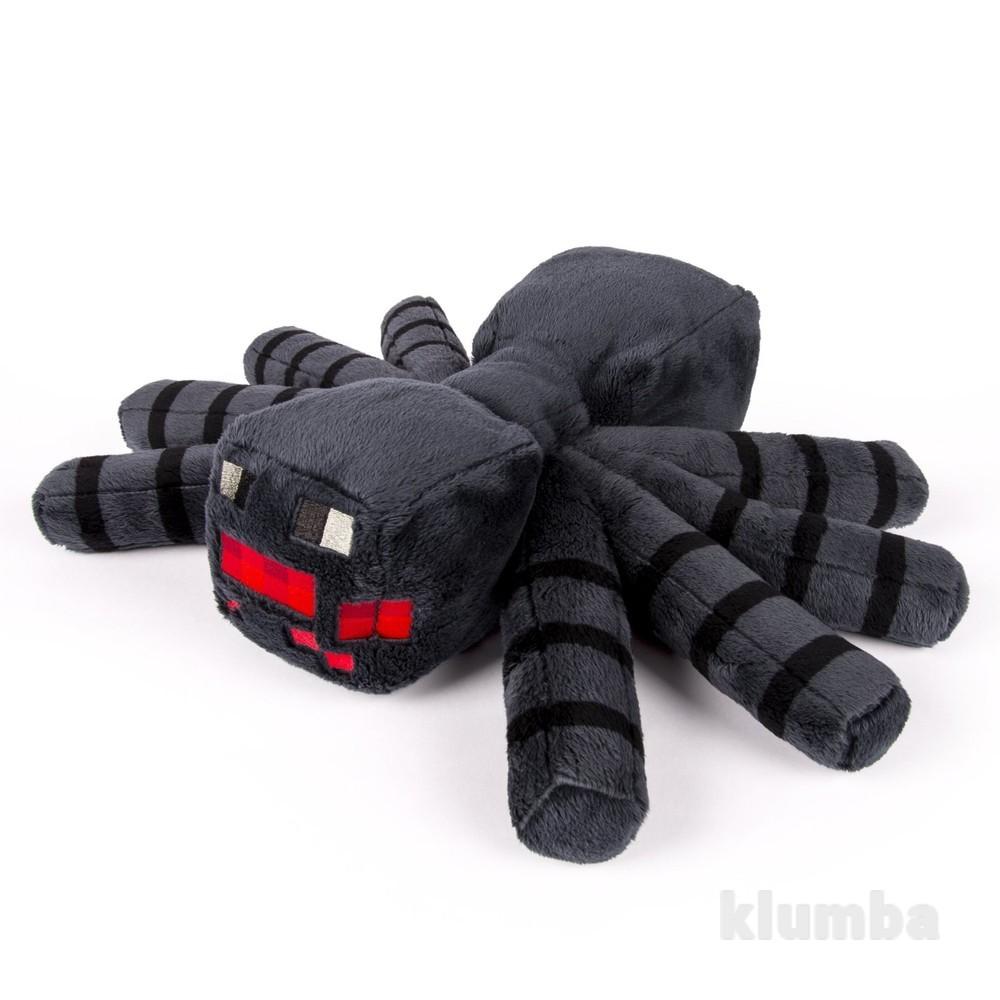 Minecraft -plush - spider майнкафт плюшевый паук фото №1