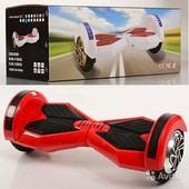 видео! Доставка! Гироскутер Smart Balance Wheel, цвет красный (es-01-3) + сумка