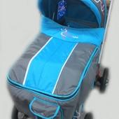 Детская коляска Sigma H-538EF