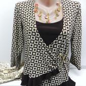 Новая турецкая блузка 44-46разм.