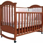 Детская кроватка Верес Соня ЛД3 ольха 03.02