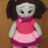 Кукла. Куколка ручной работы