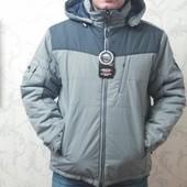 Мужская зимняя куртка Stalgert, М,L, р-ры 48-52