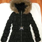Курточка на девочку 7-10 лет