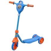 Скутер детский лицензионный - Hot weels (3-х колесный, пропеллер)