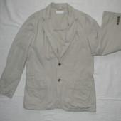 Мужской коттоновый  пиджак Casa Blanca р.48