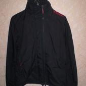демисезонная куртка - ветровка Superdry Jpn размер Large ( L )