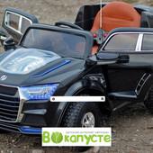 Электромобиль детский вambi аudi Q9, цвет черный (м 2391 ABR-2)