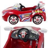 Электромобиль детский, Bambi M 1624 R-3, радиоуправляемая, цвет красный