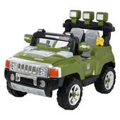 Электромобиль детский, Bambi M 1723 R-10, цвет Зеленый