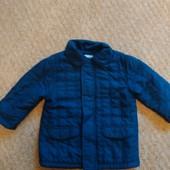 Стеганная  куртка на 1,5-2 года