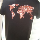 Фірмова стильна футболка бренд Retro  fox .м .Унісекс .