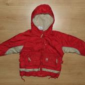 80-86р Куртка демисезонная Papagino Германия