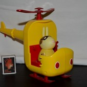 Вертолёт мисс крольчихи из мульта пеппа пиг Peppa Pig мисс крольчиха