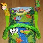 Развивающий коврик Тропический лес 3059 Baby Gift