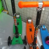 Самокаты трехколесные Оригинал Scooter усиленный