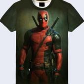 Для модного парня 3D Deadpool и другие