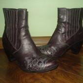 Ботинки демисезонные s. oliver