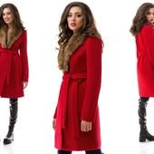 Пальто,евро зима с воротником,мехом.Размеры :с, м, л (2с