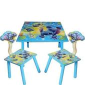 Столик детский, Bambi C 10011, рисунок Lilo & Stitch