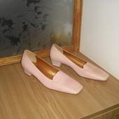 Туфлі Cristina Never 36 37 38 39 шкіра Італія