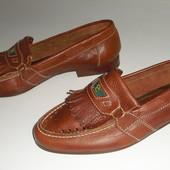 Туфлі Camas 42 розмір шкіра Італія