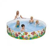 Детский каркасный бассейн 56453 Intex