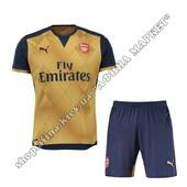 Футбольная форма Arsenal 2015/16 Puma выездная (1783)