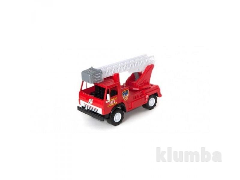 Автомобиль пожарная х2, 027 фото №1