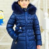 "Модная зимняя куртка ""Модница""  Расцветки.Размеры :28~40 (4"