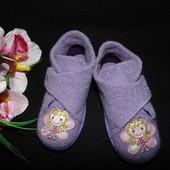Тапочки войлочные Superfit 21р,ст 13,5 см.Мега выбор обуви и одежды!