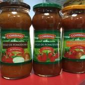 Итальянский соус к макаронам Комбино Combino 420 гр.