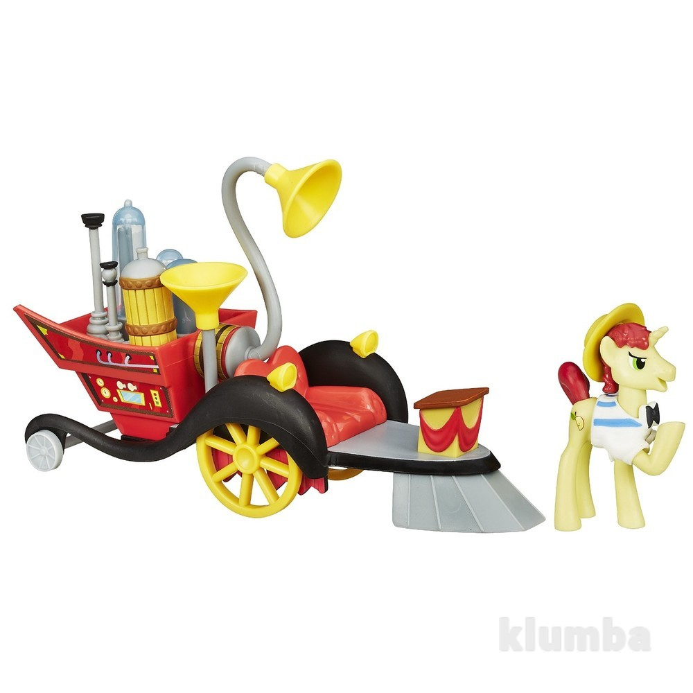 My little pony игровой набор - super speedy squeezy, b2212_b2073 фото №1