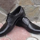 Туфли мужские. А-276. натуральная кожа