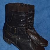 Деми ботинки, полусапоги 39 р. 25 см