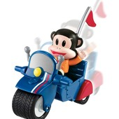 Fisher-Price Julius Jr. Pullback racer - Julius invento-cycle